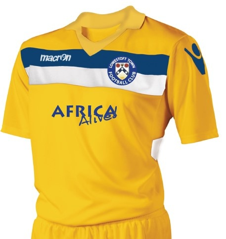Image: Replica 3rd shirt