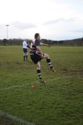 Cotham 2s vs BAC 2s 15-12-12 still