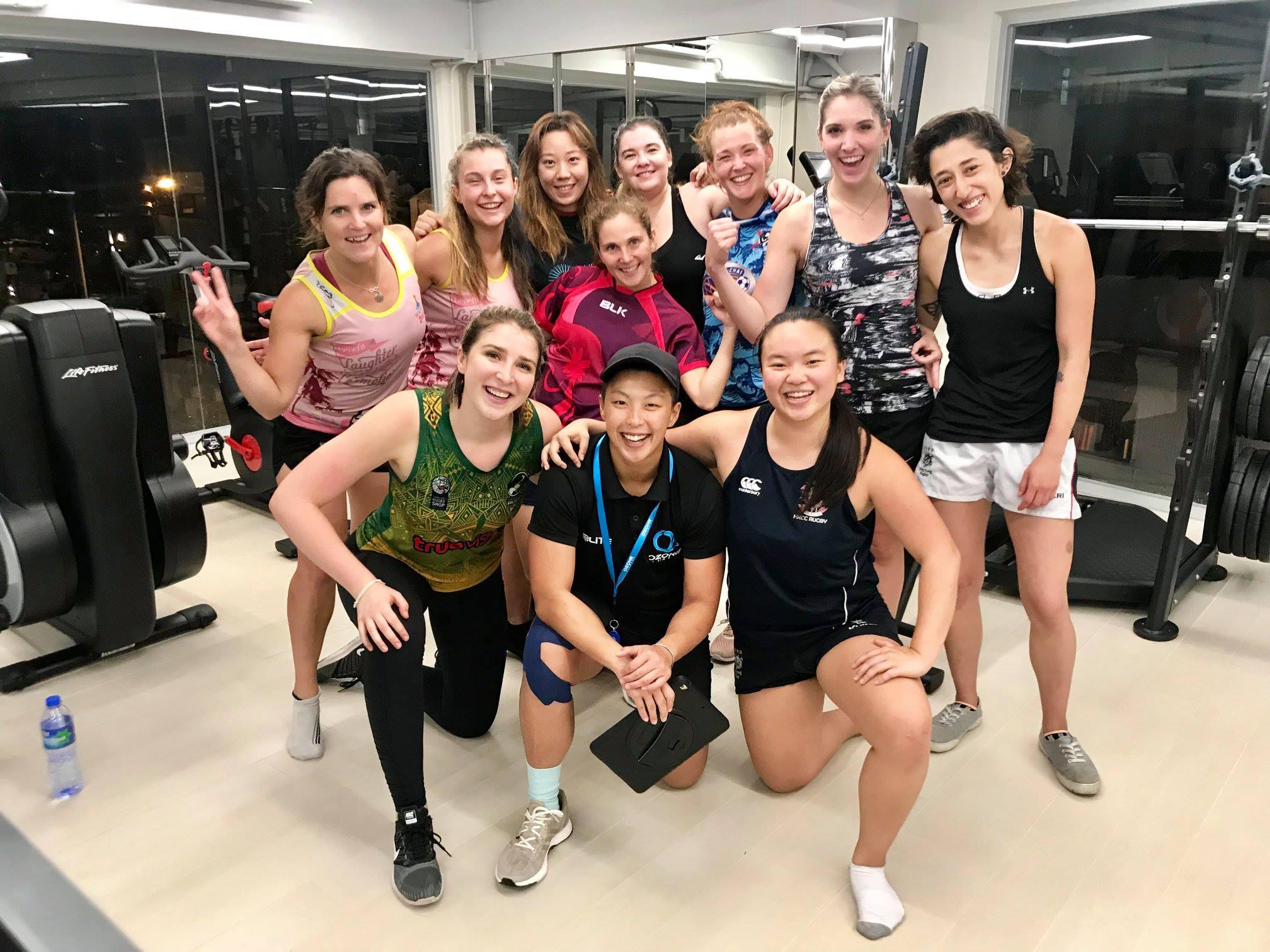 Hku sandy bay womens invitational xvs tournament hku sandy bay rfc