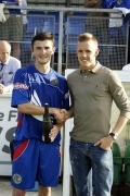 Cup reunion as Noone comes home Skelmersdale United image