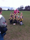 Fantastic performances for Durham U8s