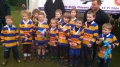 Under 7's win at Melksham Festival