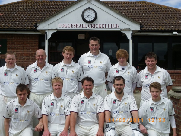 Back Row: D.Green, A.Wormington, M.Pickles, M.Butler, T.Pickles, J.Neale