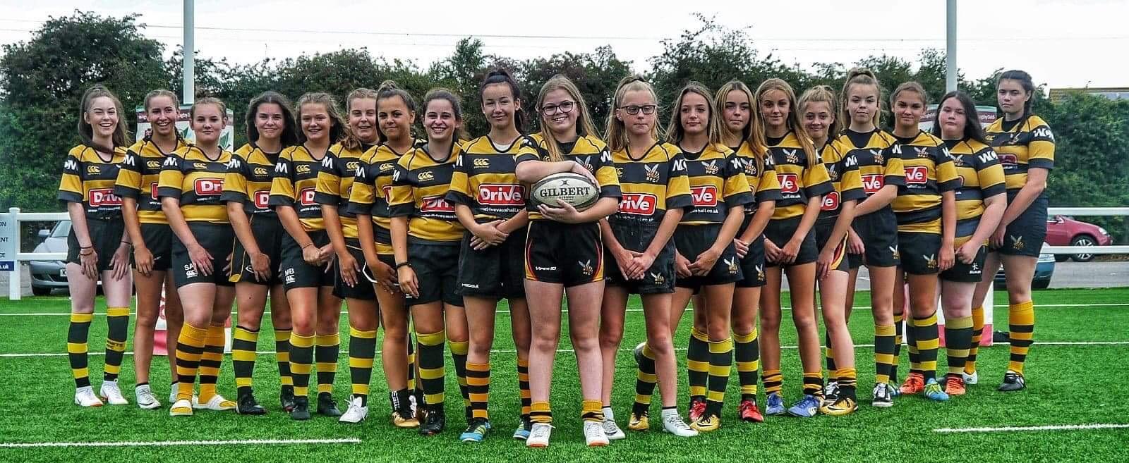 Bridgwater girls