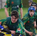 Under 14s back on track with win