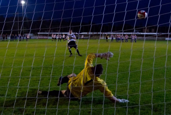MATCH REPORT - Bamber Bridge 2-2 Coppull United (9-8 on penalties) image