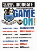 BBFC vs Blackburn Rovers TONIGHT image