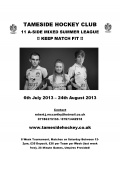 THC Mixed Summer 2013 Tournament still