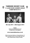 Tameside Hockey Club Mixed Summer League 2013