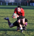 Ards 1sts-v-Instonians, 1/12/2012 still
