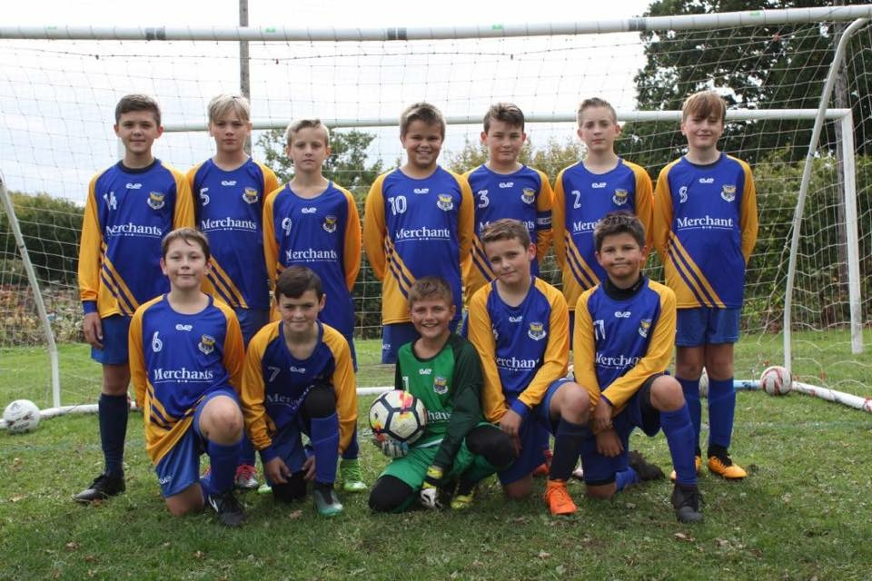 Perdiswell Colts Jaguars 1 vs  4 Wyre Forest Phoenix Fc - 17 March