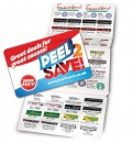 PEEL 2 SAVE OFFER CARD image