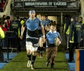MINI RUGBY PLAYER JOHN GRANT (GLASGOW WARRIORS MASCOT) image