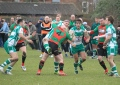 Hull Dockers 18 - 14 Myton Warriors By Les Booth still