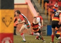 Dewsbury Rams 56 - 6 Myton Warriors By Les Booth still