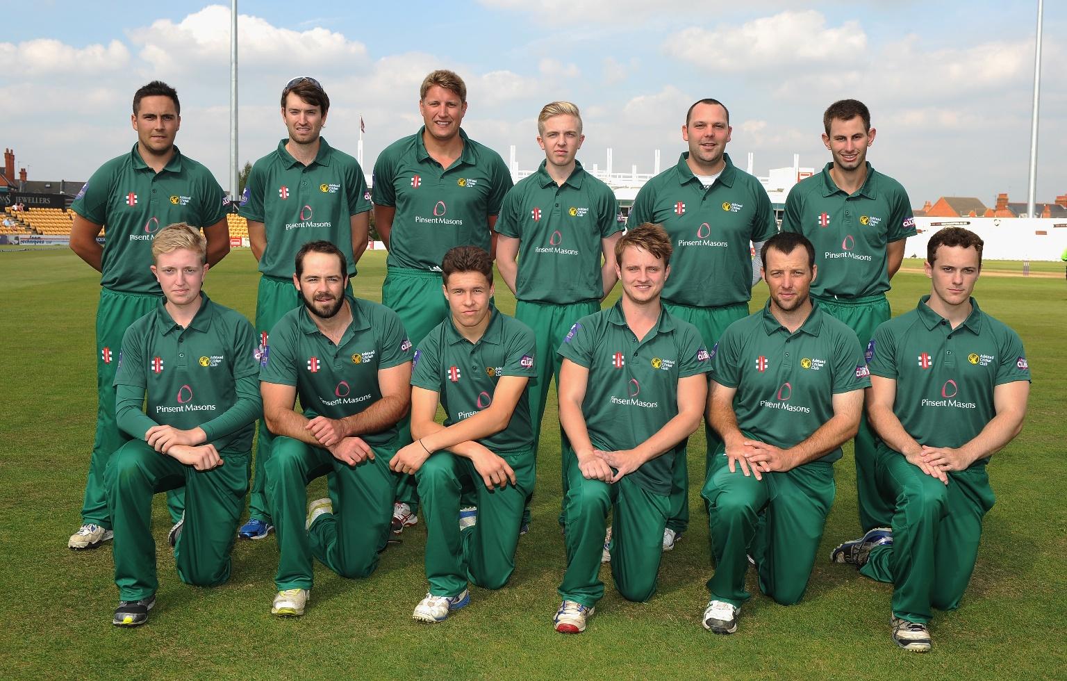 Ashtead CC - runners up Natwest Club T20 2014
