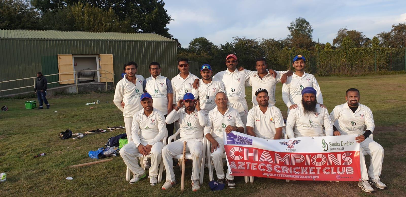 ECCL Cup Winners