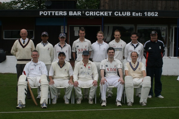 back row