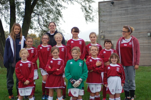 Under 11's