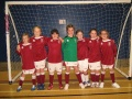 Chelmsford City U10 Girls take part in the County Futsal Final