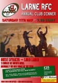 2013 Annual Club Dinner