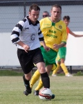 11th Aug 2012 - FA Cup Against Ashford Utd still
