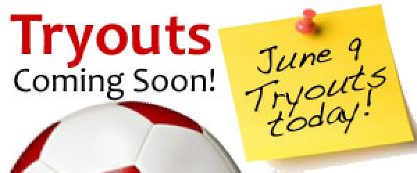 Tryout Schedule For 2012-2013 Season Now Available image