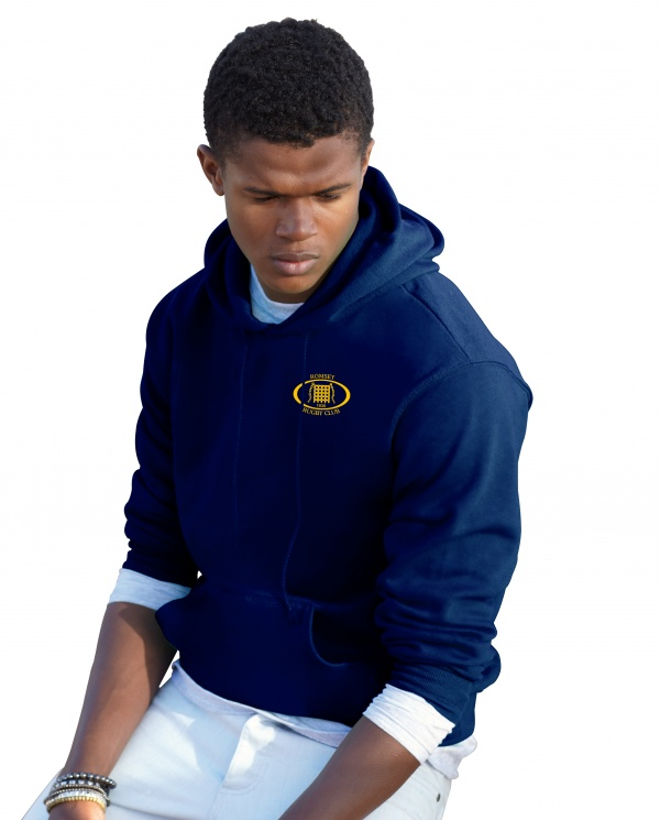 Image: Hooded sweat Deep Navy