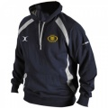 Gilbert Action Hoodies Junior Navy/Silver