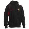 Kooga Teamwear Hoodie Junior Black/Red