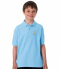 Kids Classic Polo Shirt (Navy)