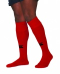 Canterbury Plain CCC Logo Socks Flag Red