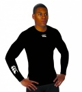 Adult  Cold Long Sleeve Base Layer Top (Black)