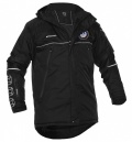 Stanno Black Equipment Bench Jacket