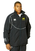 Canterbury Club Track Jacket Black