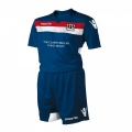 (Away Kit) Macron KUMA set short sleeve Navy/Red/White