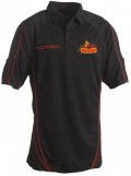 Pro Technology Players Polo Shirt Junior Black/Red