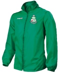 Macron ADVANCE full-zip Windbreaker Green