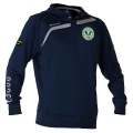 Stanno Pro Training Hooded Top Navy/Grey