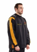 Vortex warm up top adults Black/Gold