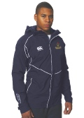Canterbury Club Full Zip Jacket Junior Navy