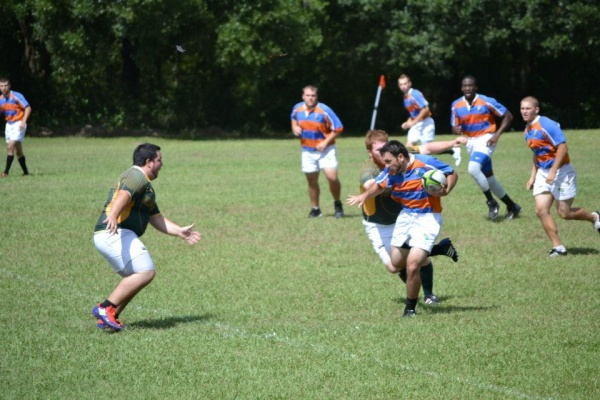 Gators Dominate Second Round of Florida 7's Series image