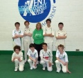 U13's finished Runners Up in the Pharon Indoor League Cup 2012 image