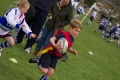 28/04/13 - U7's vs Mens Own
