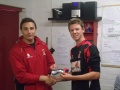 U18s Appoint New Captain  image
