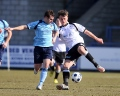 AFC Telford United 0 Dartford 2 Saturday 6 April 2013 Blue Square Bet Premier still