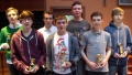 U16 & U15 Prizegiving November 2012 still