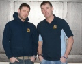 Netherfield CC Club merchandise shoot still