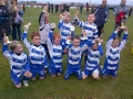 Maghull Blue 4 vs 4 Altown Utd (Maghull win on Penalties)