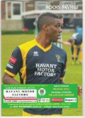 Bognor Regis Town Vs Cray Wanderers.16/02/2013 still